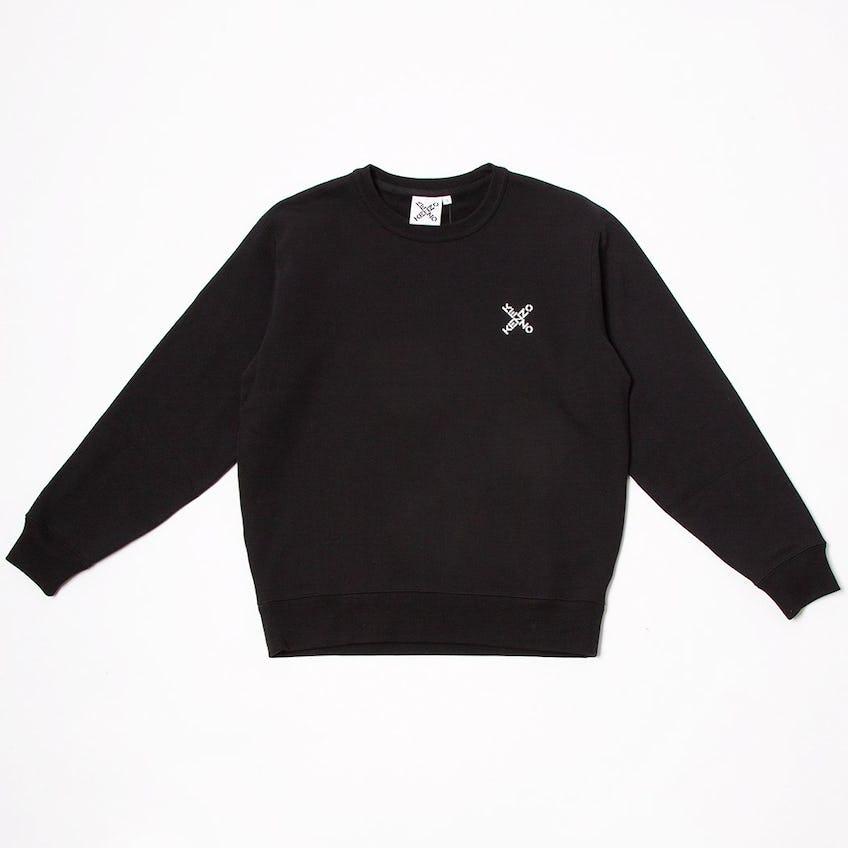 Print Logo Sweatshirt 0
