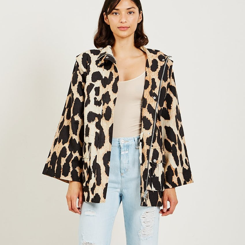 Linen Canvas Jacket 0