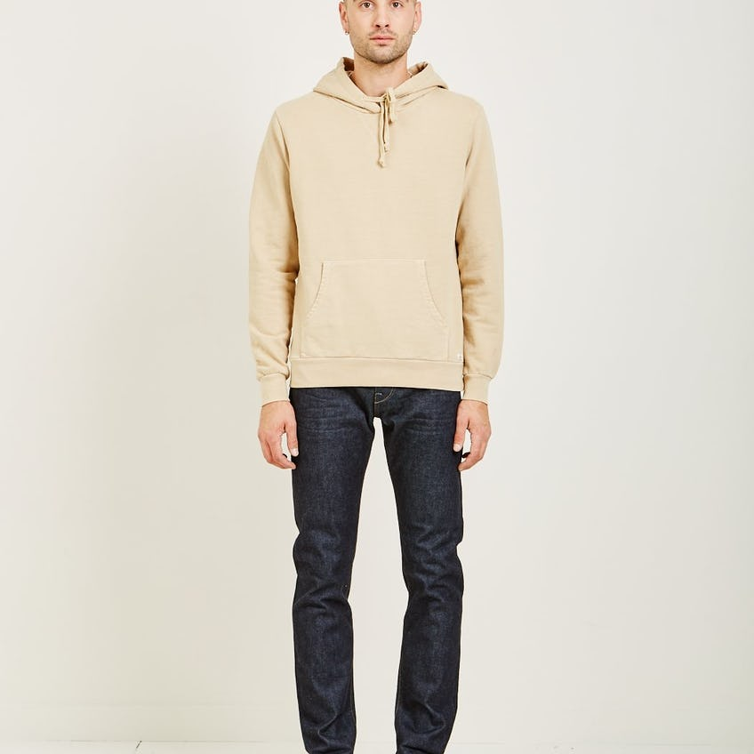 Pullover Hoodie Khaki 0