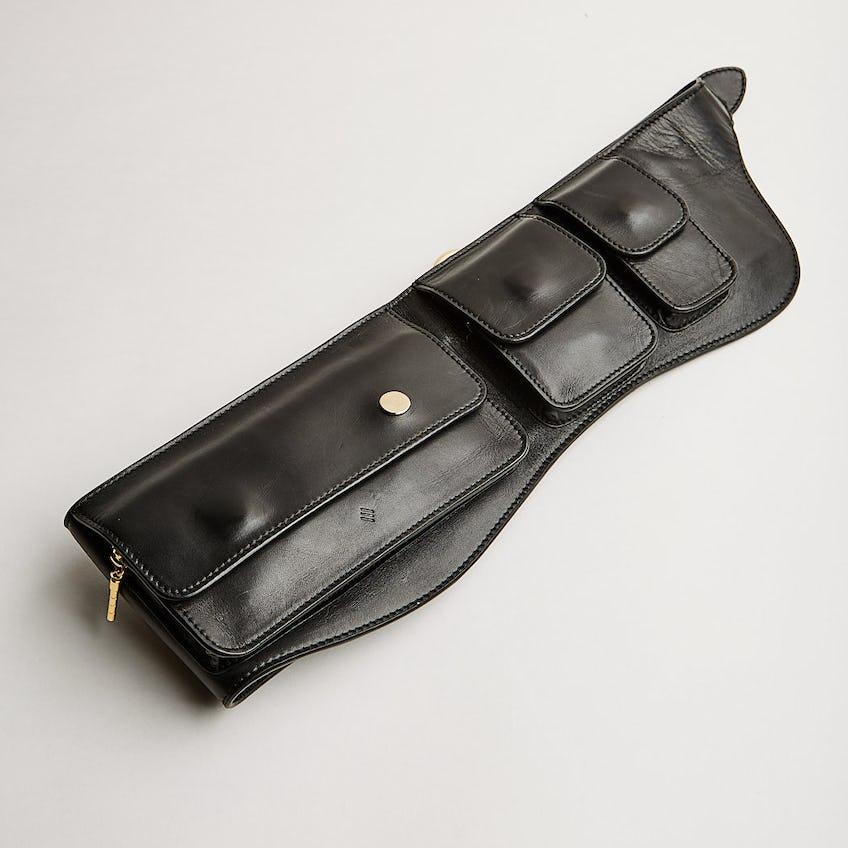 Anjuna Belt Bag Onyx 0
