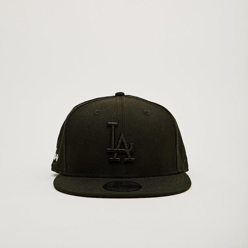 La Brea Ave Chainstitch Dodgers Snap Back Black 0