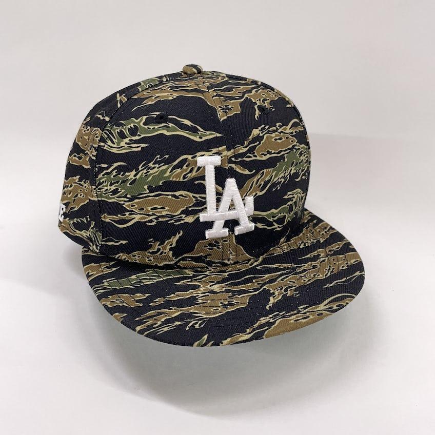 La Brea Ave' Los Angeles Dodgers Cap 0