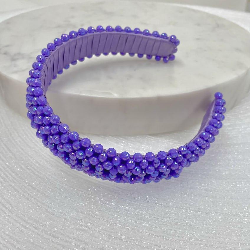 Purple Headband 0