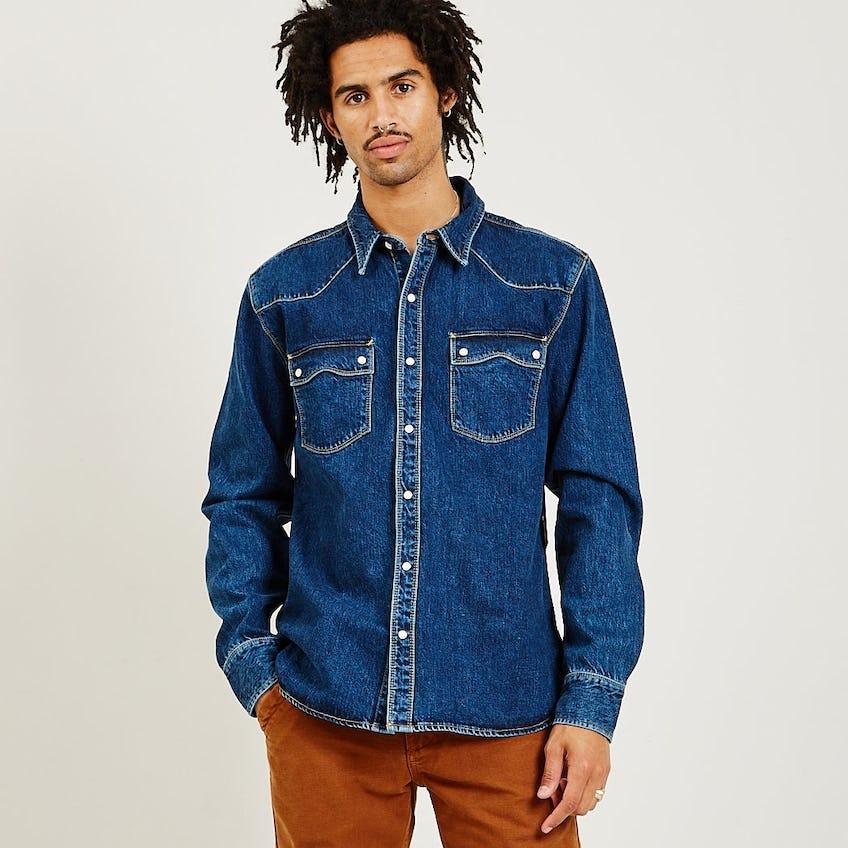 Modern Western Shirt 0