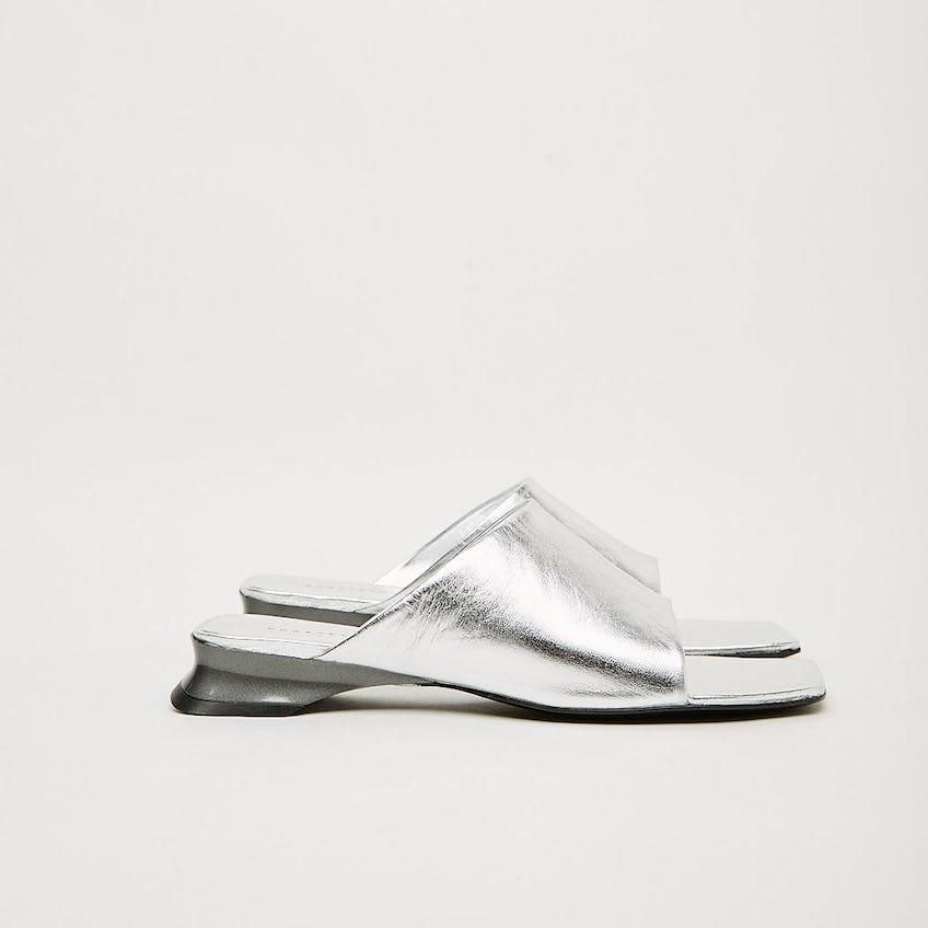 Sporty Slipper Silver 0