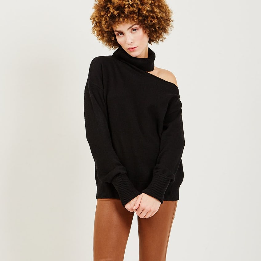 Raundi Sweater Black 0