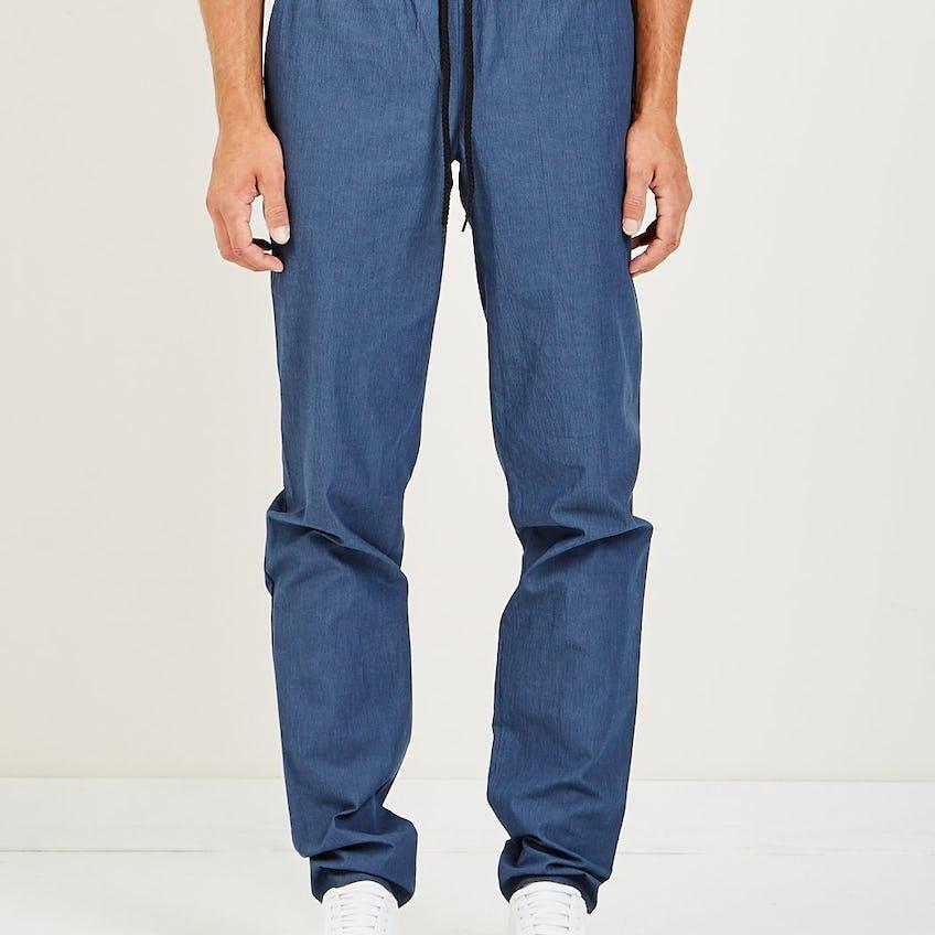 JEAN FRANCOIS JOGGING PANTS BLUE STORM 0