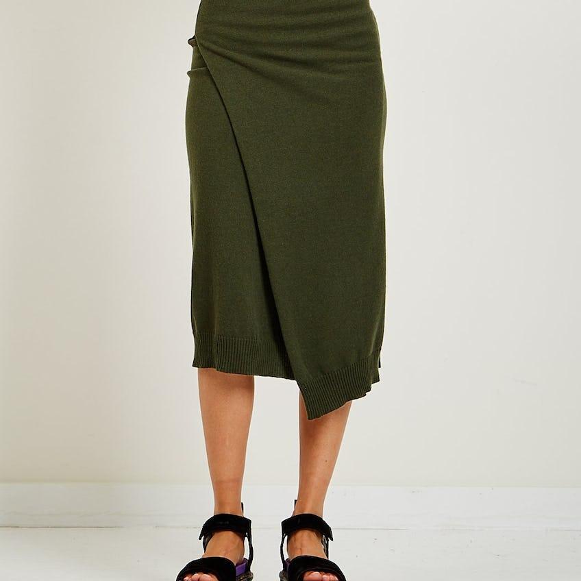 Wrap Skirt 0