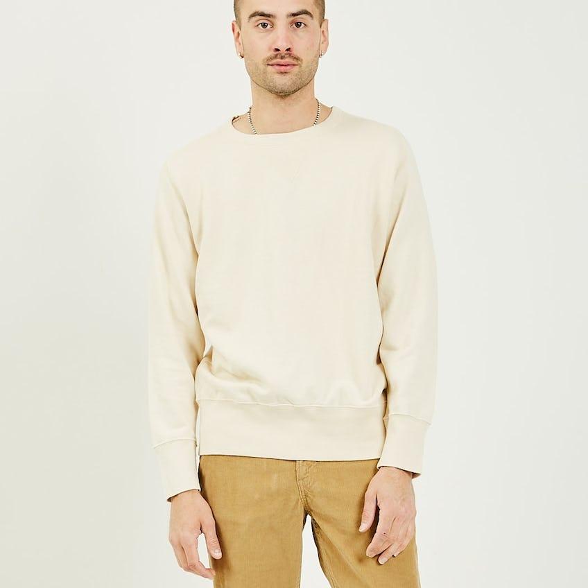 Bay Meadows Sweatshirt Cream 0