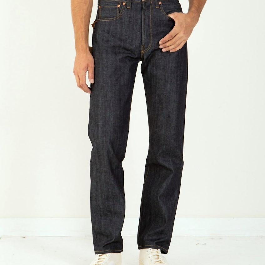 1947 501 Jeans Rigid 0