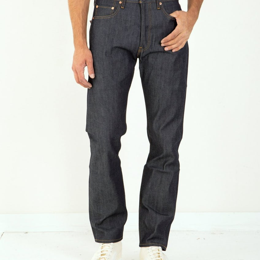 1984 501 Jeans Rigid 0