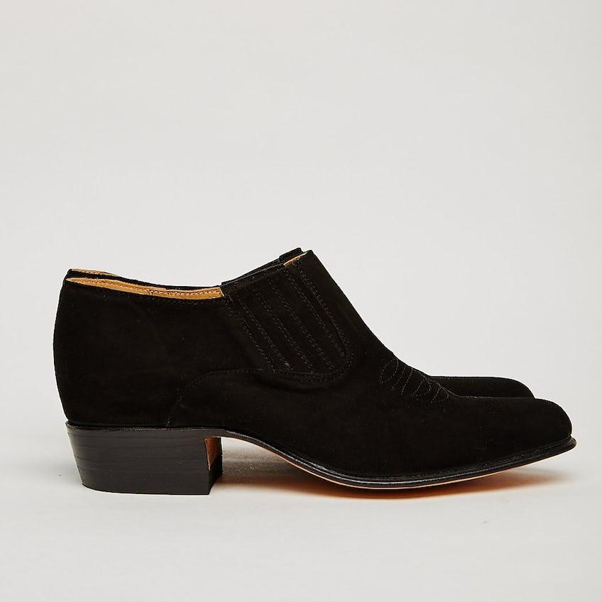 Short Boot Negro 0