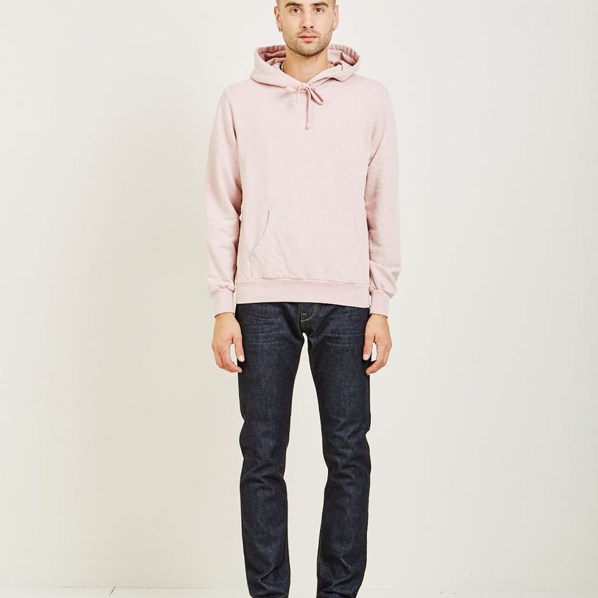 Pullover Hoodie (Oatmeal) Pink 0