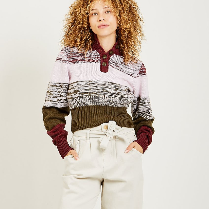 Caroleen Sweater 0
