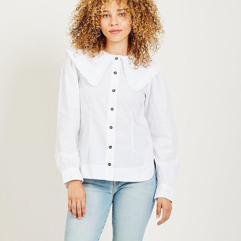 Cotton Poplin Shirt 0