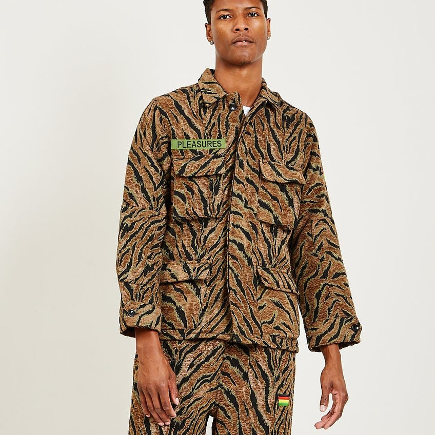 Jungle Jacket 0