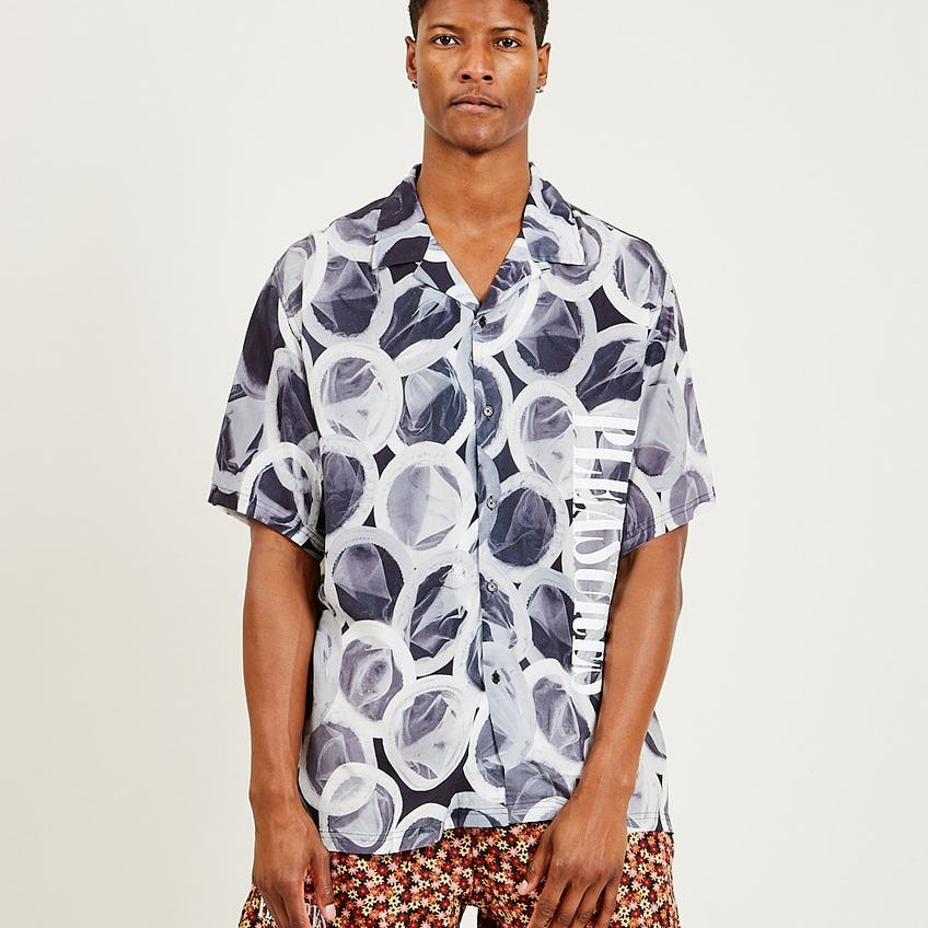 Protection SS Button Down 0