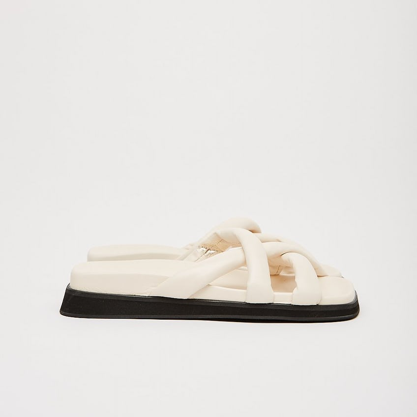 Slip-On Cross Sandal 0
