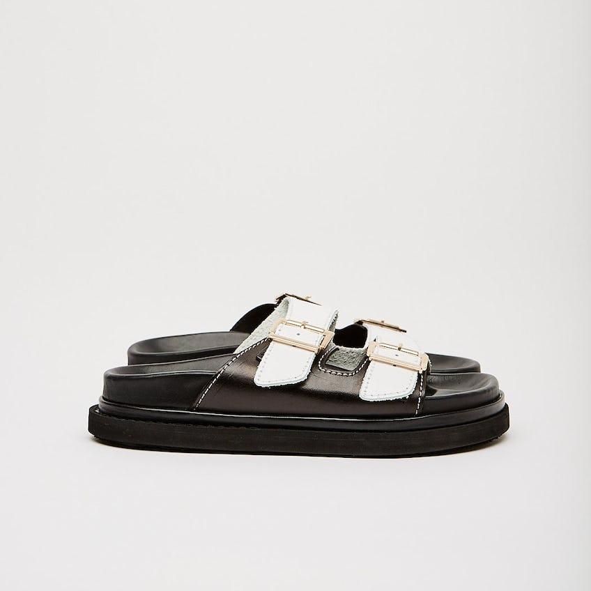 Buckle Strap Sandal 0