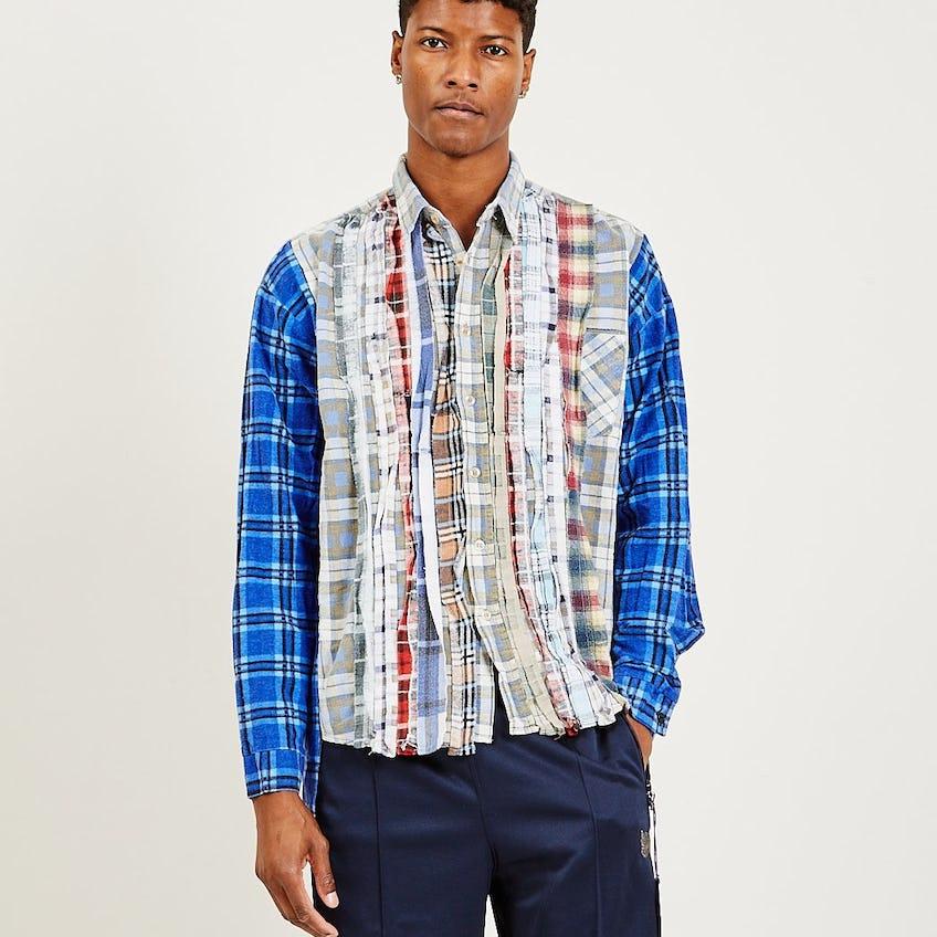 7 Cuts Flannel Shirt 0