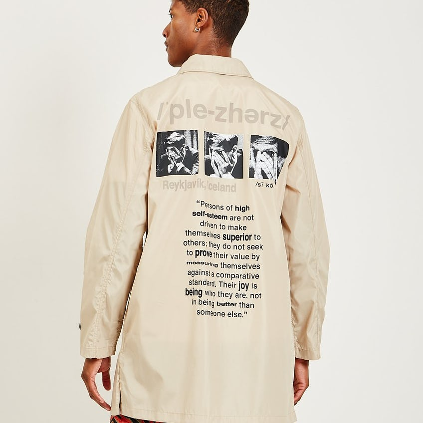 Delusion Trench Coat 0