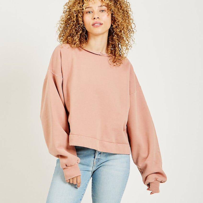 Mingle Sweatshirt Blush 0