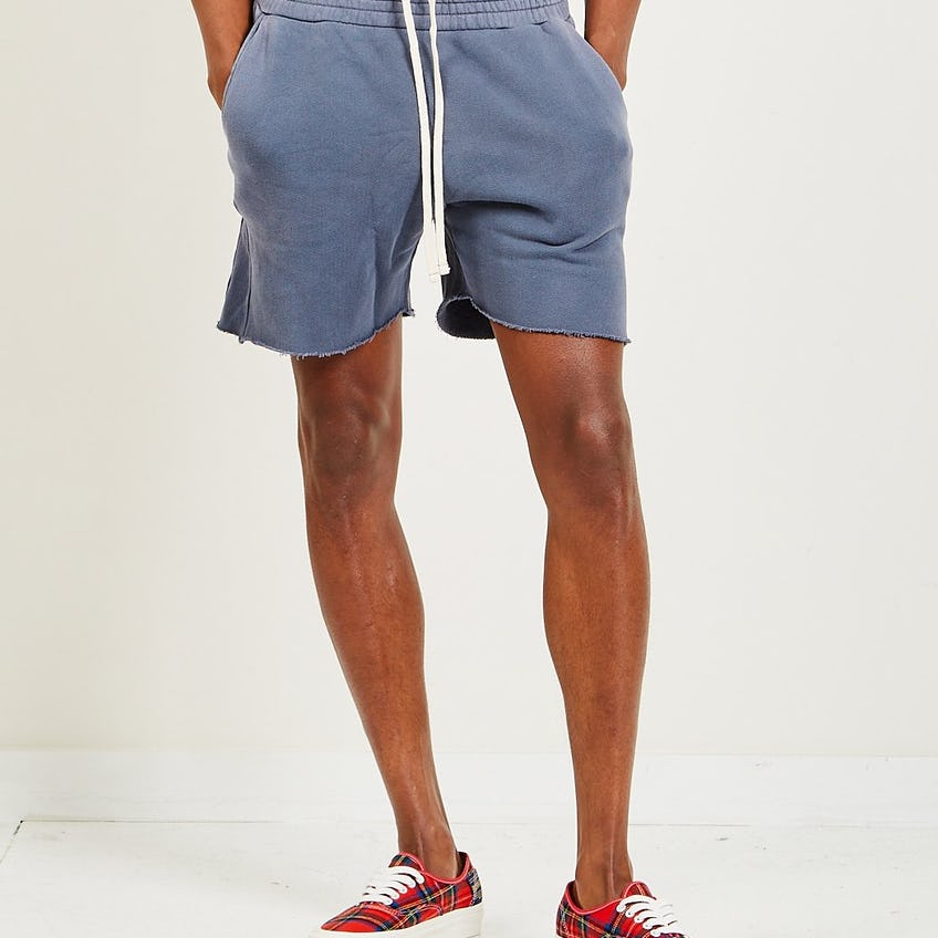 Yacht Short Navy Iced Washed 0