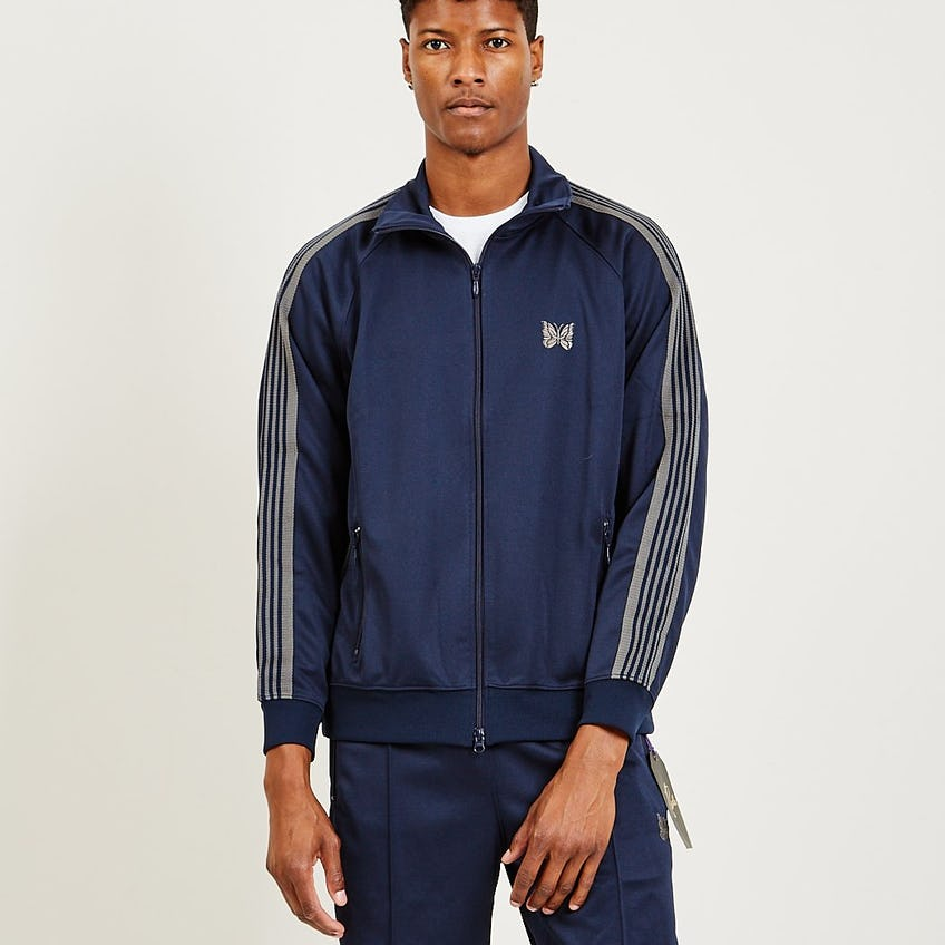 Track Jacket Poly Smooth 0
