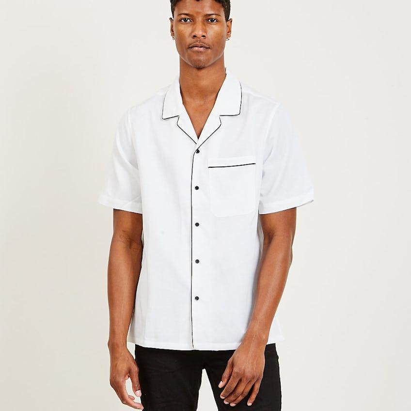 Downtown Resort Shirt White 0