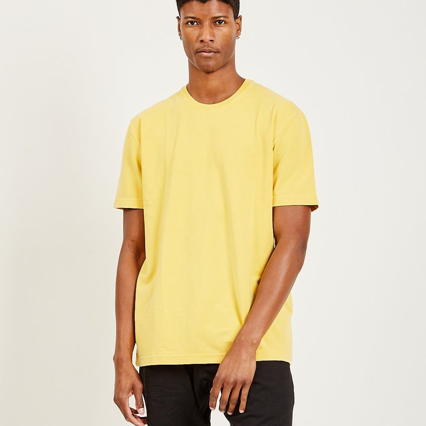Classic Essential French Terry Tee Washed Free 0