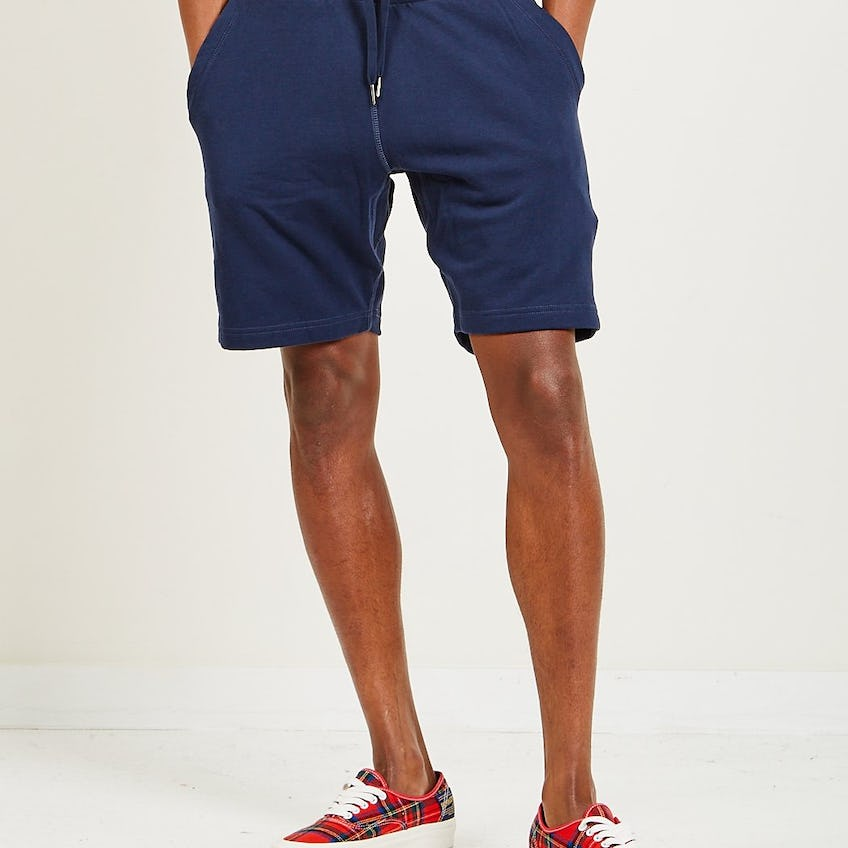 Classic French Terry Short Navy 0