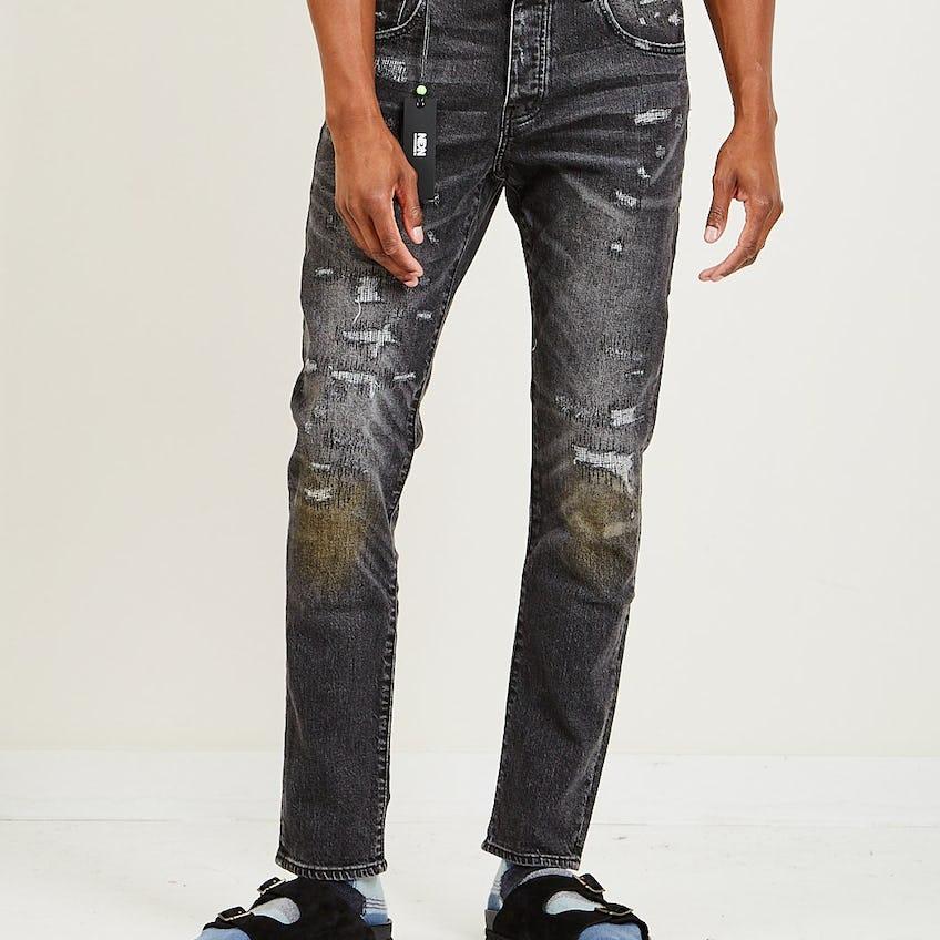 Thunders Jean Vintage Repair Black 0