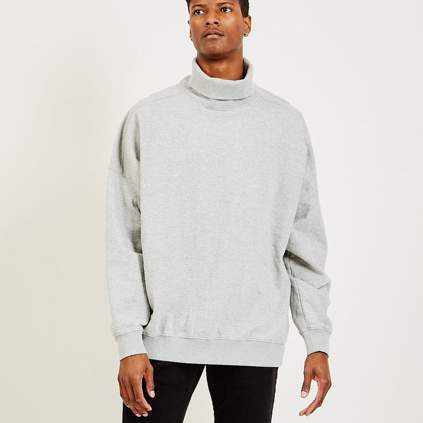 Turtleneck Sweatshirt 0
