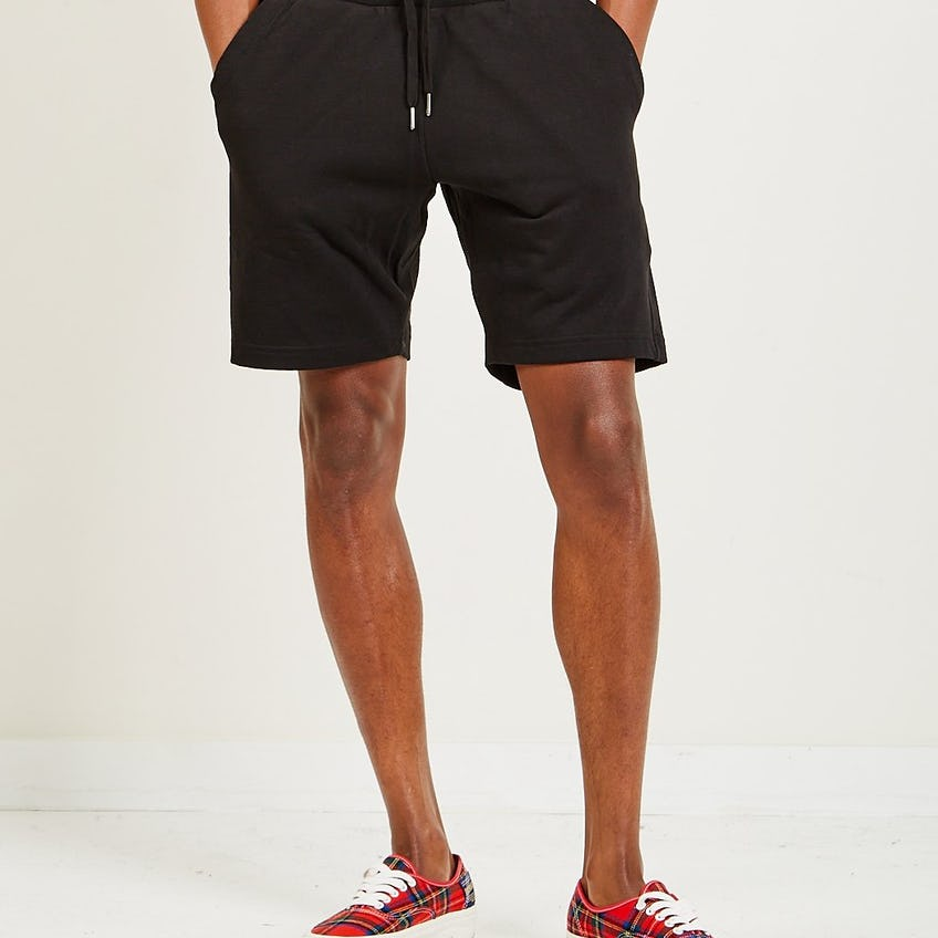 Classic French Terry Short Black 0